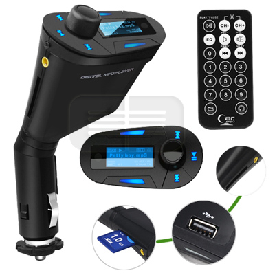 Car Mp Player Fm Transmitter How To Use